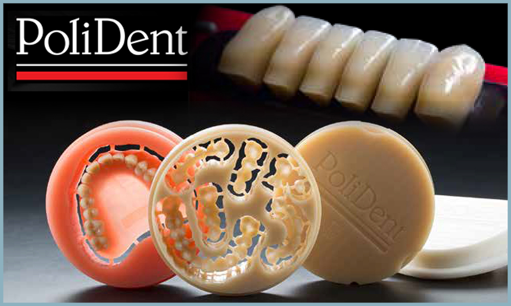 Polident PMMA Denture Material