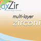 axZir Axsys Multi-layer Zirconia Announcement