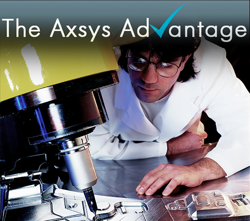 5 Axis Milling Axsys Advantage